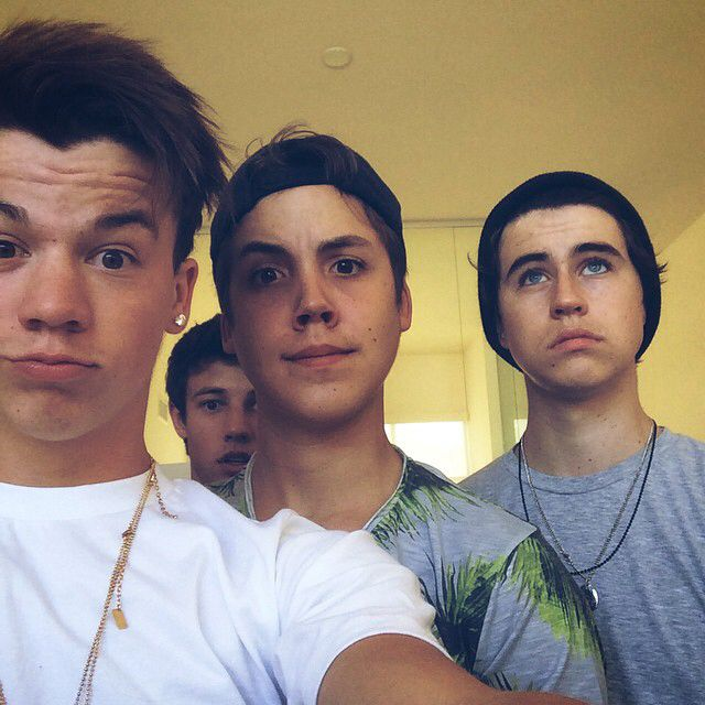 Taylor: I'm looking mighty fine. Matt: what I am looking at? Cam: I'm going to kill you all. Nash: Jesus? Is that you?