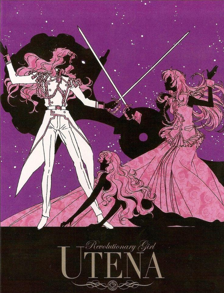 Revolutionary Girl Utena | 10 Anime Series You Need To Watch Before You Die
