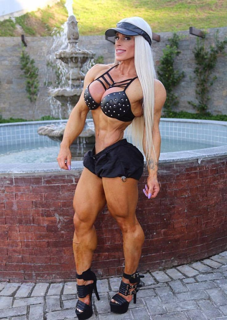 Anne Freitas | WTF | Pinterest | Muscles, Muscular women