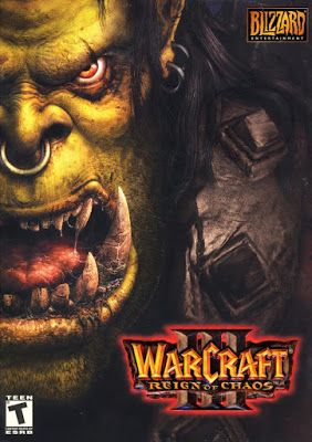 Warcraft III Reign of Chaos Game - PC Games And Software