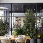 Ana La santa: En Compañía de Lobos abre su primer restaurante en Madrid, diseñado por Sandra Tarruella.