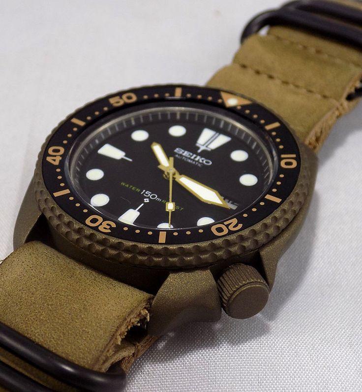 119 best images about horology on pinterest scuba diving - Bronze dive watch ...