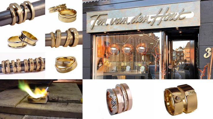 #Trouwringen, liefdesringen, relatieringen, vriendschapsringen, 'love' ringen, 'ik hou van jou' ringen, verlovingsringen, 'xxx' ringen, ...  Exclusief #handgemaakt, in eigen #atelier, speciaal voor u... ... door #Edelsmid Ton van den Hout.  Welke vindt u het mooist?  http://www.tonvandenhout.nl/show/pagina/4,trouwen