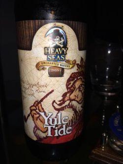 Heavy Seas Uncharted Waters: Yule Tide (2015)