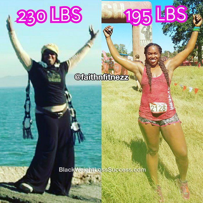 Transformation of the Day: Giftie lost 58 pounds.