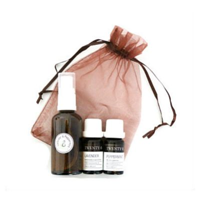 LaverMint Pack - This is your Go-to combination pack for all things relating to stress and headaches. In a busy world its hard to find a moment to take time out - but the therapeutic qualities of Lavender & Peppermint together is like no other. Calming, nurturing, healing and cooling - the LaverMint spritzer is the quickest basic and most natural way to help heal a headache and relieve stress