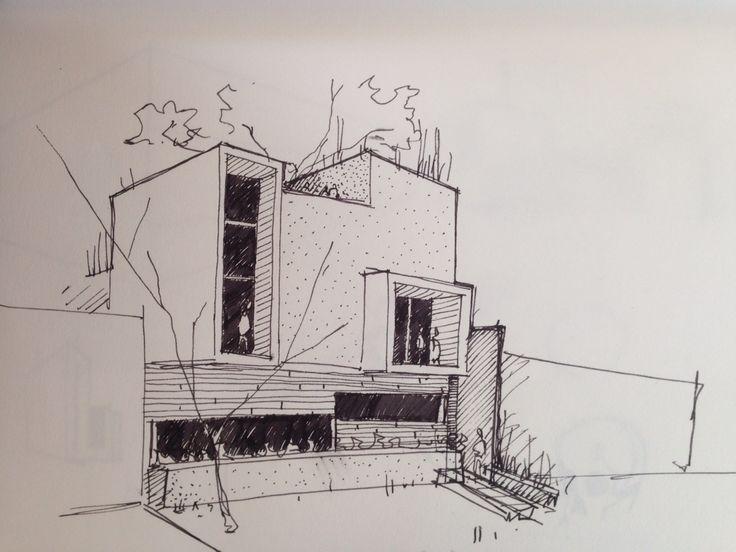 Sketch by; Enrique Cabrales