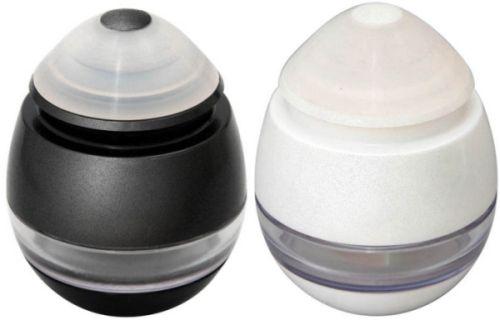 倒れてもこぼれない液体容器「コロバナイン」 注ぎ口は360度!