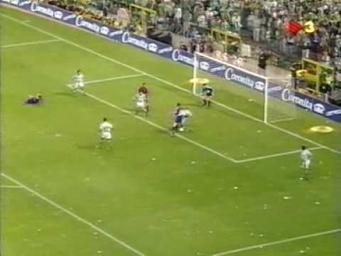 Barcelona - Betis. Final Copa del Rey  1997