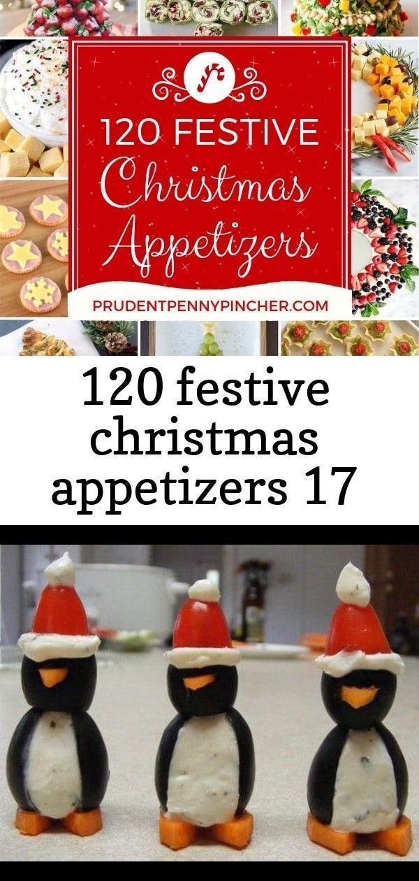 Christmas Appetizers 2020 120 festive christmas appetizers 17 , #Appetizers #Christmas