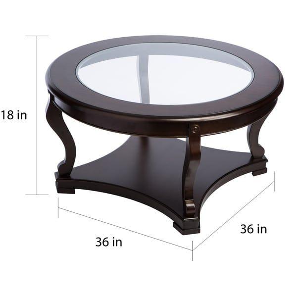 Geurts Espresso Coffee Table