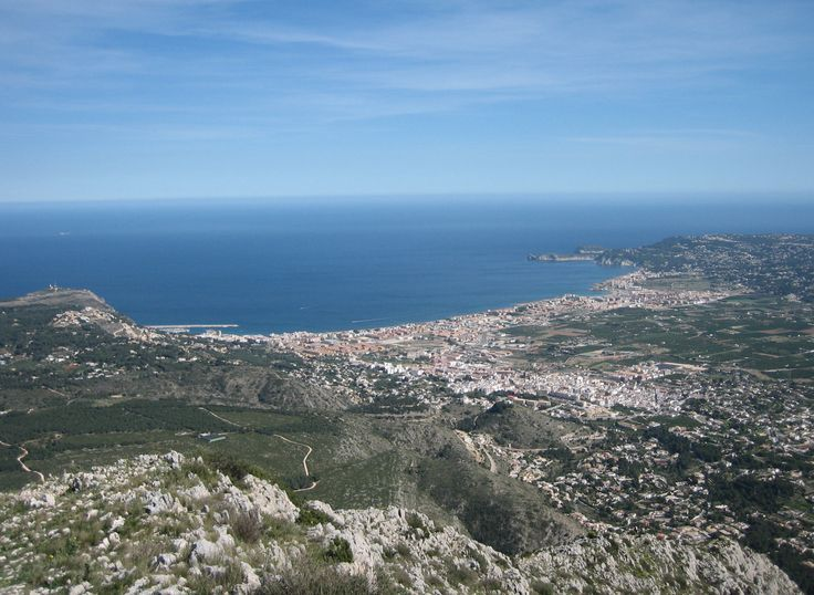 Xàbia or Jávea is a coastal town in the comarca of Marina Alta, in the province of Alicante, Valencia, Spain, by the Mediterranean Sea