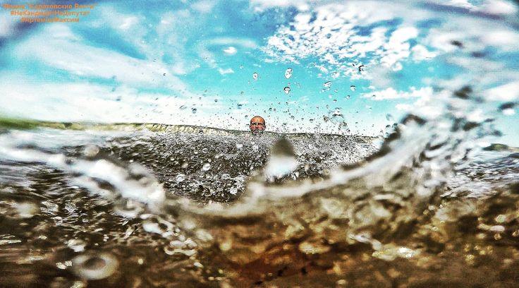 """""""Человек, который никогда не меняет своего мнения — как стоячая вода..."""". Уильям Блейк  """"Глуп тот человек, который никогда не меняет своего мнения"""". Уинстон Черчилль ____________________ #НеКандидатНеДепутат #АртемовМаксим #Саратов #Энгельс #вода #watercolor #water #water #река #river #силаводы #сила #waterpower #power #природа #nature #Волга #Volga #небо #sky #skyline #skylounge #течение #песок #берег #спокойнойночи #добрыйвечер #утро #день #вечер"""