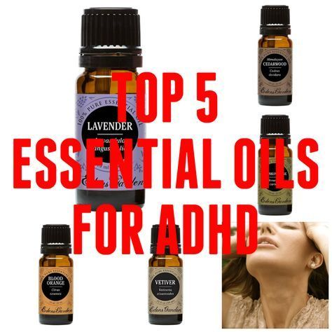 http://adhdboss.com/essential-oils-adhd/    The Top 5 Essential Oils for ADHD (and why you shouldn't skip aromatherapy)