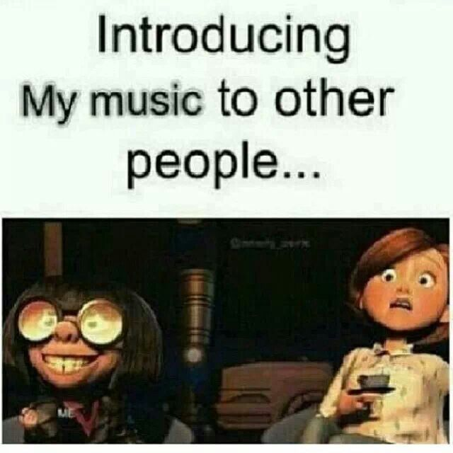 Most people's reactions when I have them listen to FFDP...lol