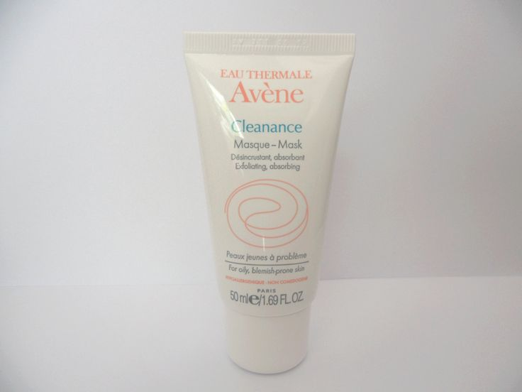 Avene Cleanance Exfoliating And Absorbing Mask - Review
