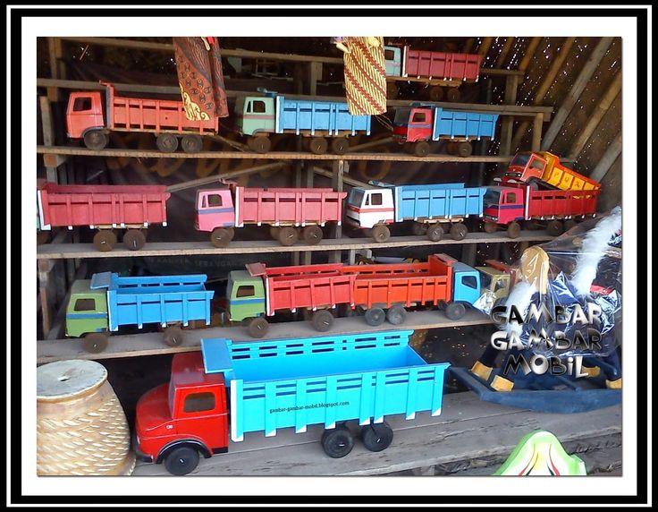 foto mobil truk mainan