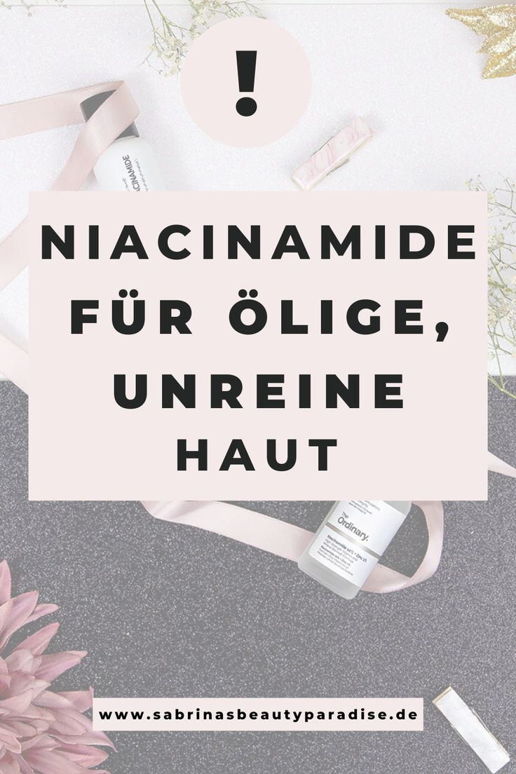 Niacinamide Battle The Ordinary vs. The Inkey List