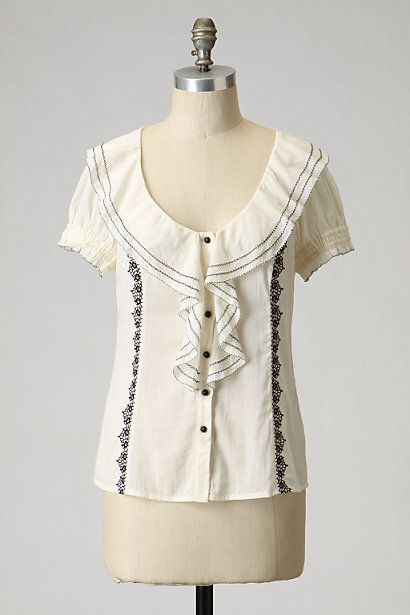 Margent Blouse by Floreat
