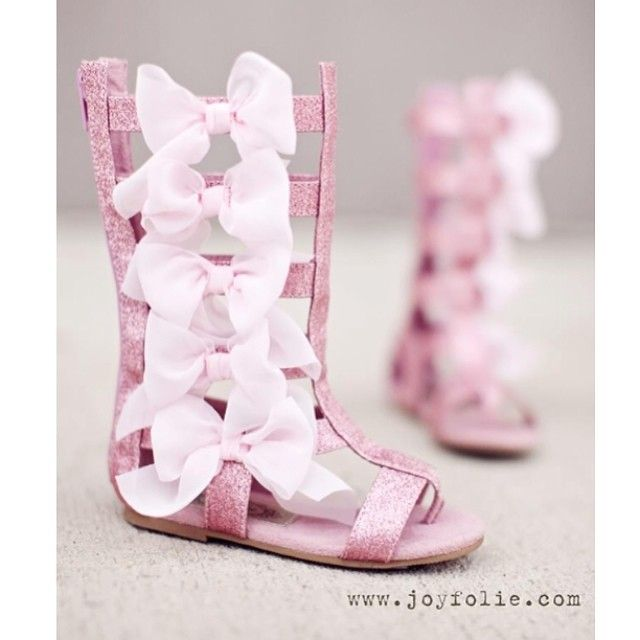 cute little girls sandals gladiator