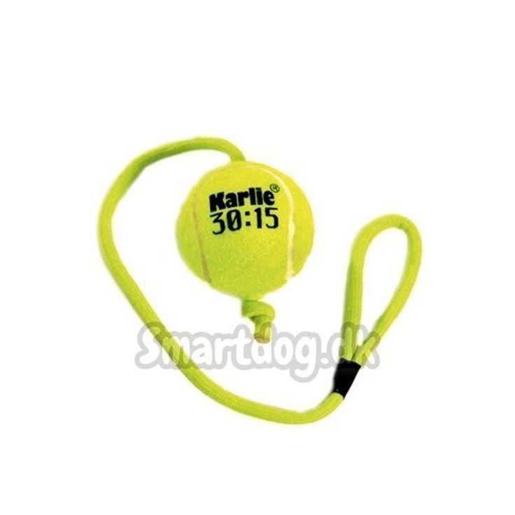 Tennisbold med reb → Hurtig og billig levering