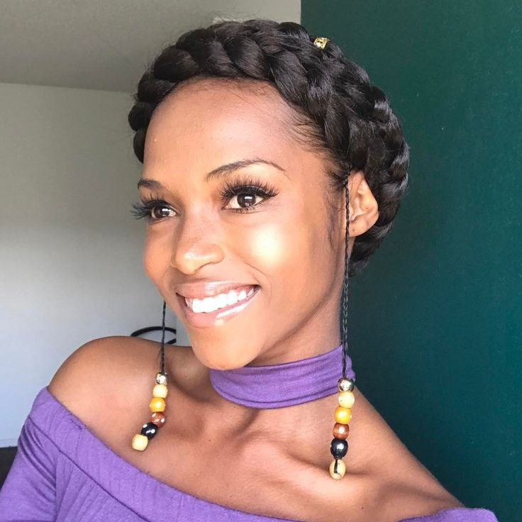Hairstyles With Crown Queen: 60 Breezy Crown Braid Hairstyles For Summer
