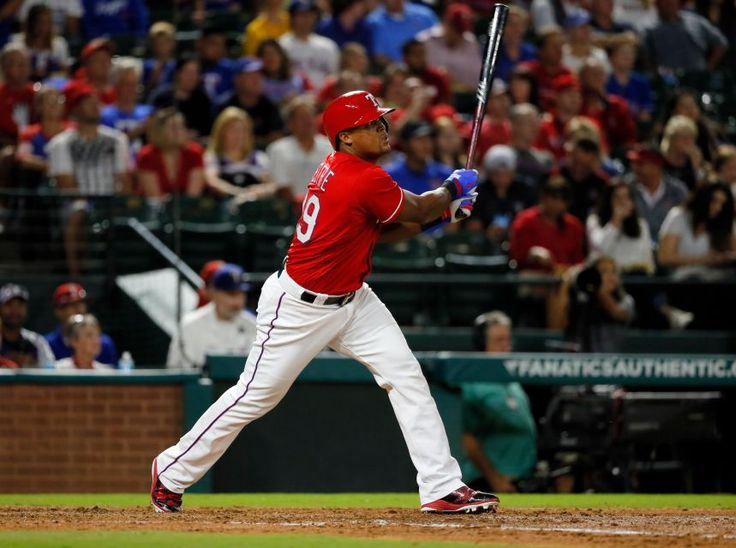 Top 50 MLB players for 2017:     8. Adrian Beltre, 37, Texas Rangers, 3B:    Now the elder statesman of the sport's elite, the Gold Glove Beltre hasn't slowed down with 32 homers and 104 RBIs last season. On pace to eclipse the 3,000-hit plateau (2,942) this year and is climbing toward 500 homers (445).