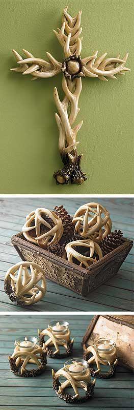 Antler Tine Decorative Accessories WildWings