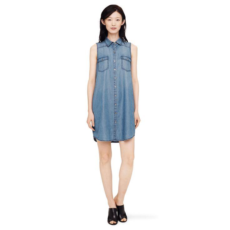 Club Monaco Shirt Dress - Google Search