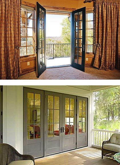 Transform Your Outdoor Space With A New Patio Door Httpswww