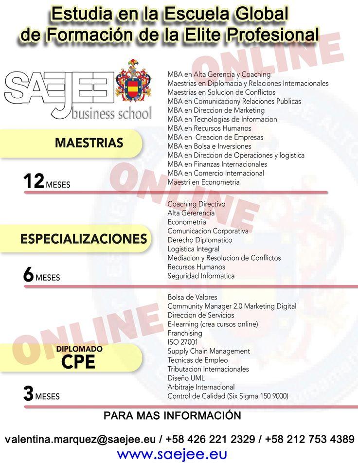 En busqueda de un PostGrado con Apostilla de La Haya hecho online en una prestigiosa Escuela de Negocios de España? http://valentinahabitatpl.wix.com/universidadonline