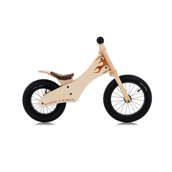 baby boy's first set of wheels by early rider