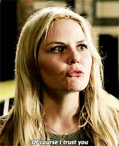 """#OUAT #Captain Swan """"Of course I trust you."""""""
