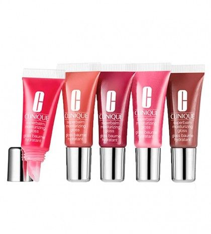 Set 5 x Gloss hidratant Superbalm Clinique