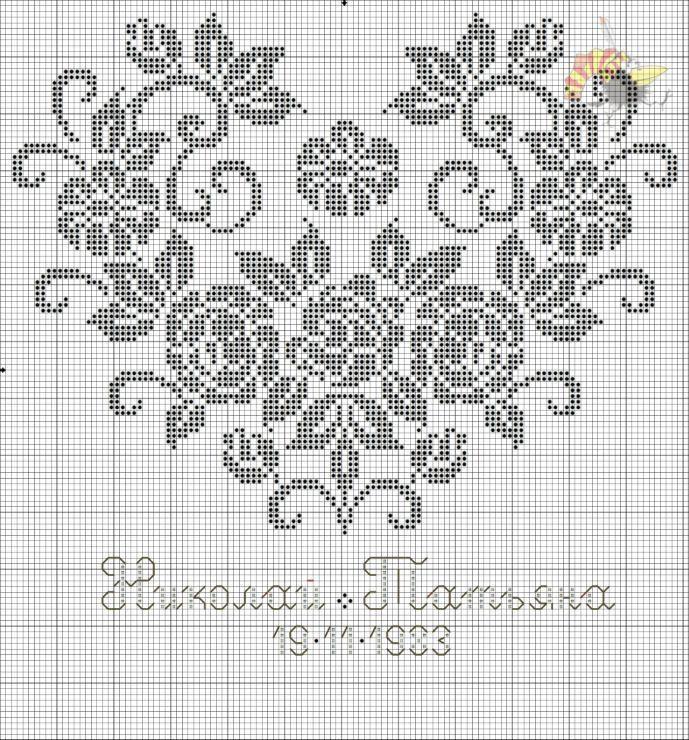(14) Gallery.ru / Фото #169 - Редкие и красивые схемы (1) - Olgakam