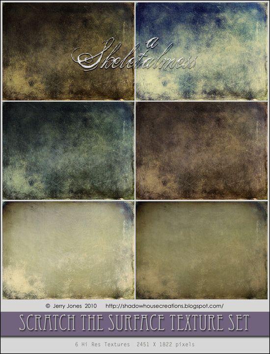 Scratch The Surface ~ texture set