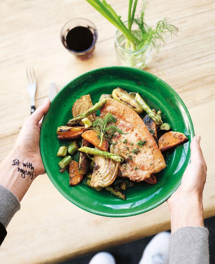 I Quit Sugar: Simplicious recipe - Sarah's Recalibrating Pork Meal