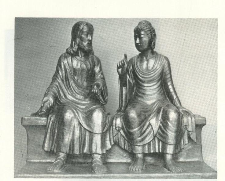 Jesus e Shakyamuni
