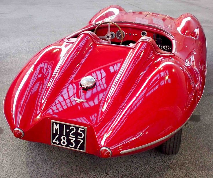 58 Best Alfa Romeo 1952 Disco Volante Images On Pinterest