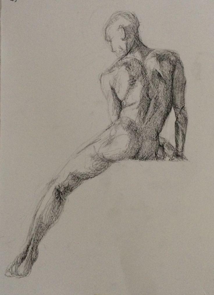 Tonal life drawing