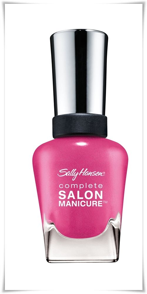 Sally Hansen nail polish.