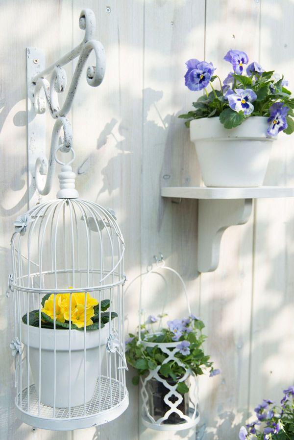 Upcycle wat je wil tot bloempot! Kijk voor meer tips op www.tuinen.nl #upcycle #diy