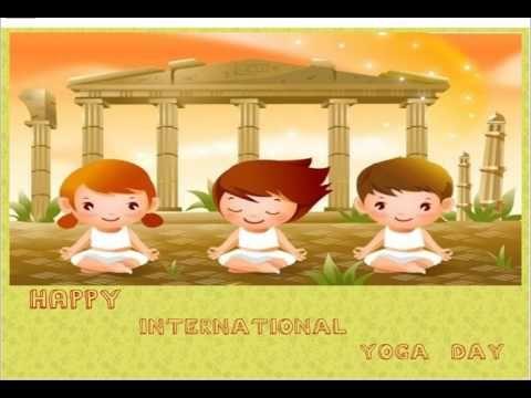 Happy International Yoga Divas (Day) - Yoga Pratice videos - Beginner's ...