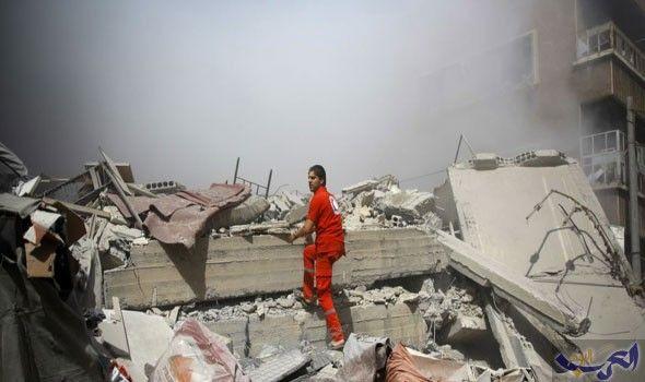 القوات الحكومية تقصّف دوما ومنطقة المرج واستمرار…: شنّت القوات الحكومية غارات على مناطق في بلدة غباغب بقذائف مدفعية، دون ورود معلومات عن…