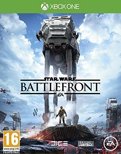 I think im gonna have to take some time off work for all these new games that I wanna play. Especially Star Wars: Battlefront (Xbox One)