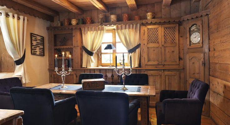Booking.com: Hôtel Fer à Cheval - Megève, France