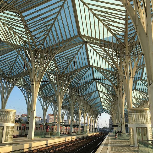 gare do oriente, lisboa, @tinyasiantravels.