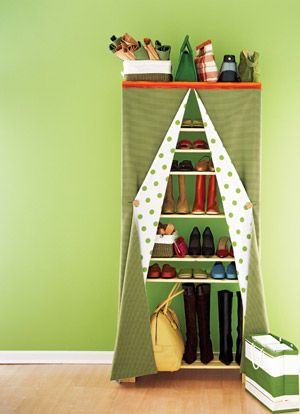 17 Images About Shoe Storage Solutions On Pinterest