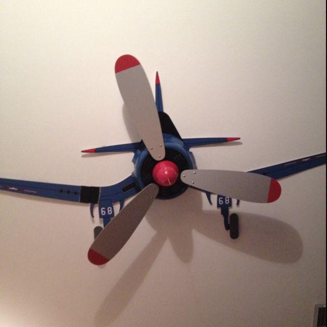Best 25 Airplane Ceiling Fan Ideas On Pinterest Boys