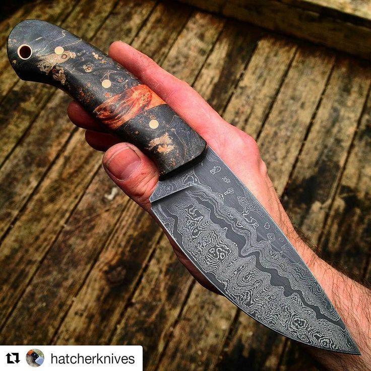 McIntyre X hatcher knife